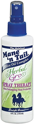 Mane'n Tail Herbal-Gro Spray Therapy, 6 oz (Pack of 5) (Mane Tail N Ingredients)