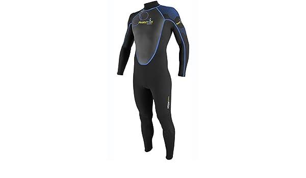 Phantom Aquatics Traje de baño de neopreono prémium para Hombre  Amazon.es   Deportes y aire libre 833b268d0c5
