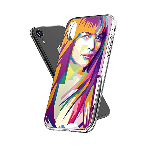 Case Phone Anti-Scratch Motion Picture Cases Cover American Actress Producer and Former Model She is Be Movies (6.5-inch Diagonal Compatible with iPhone Xs Max)