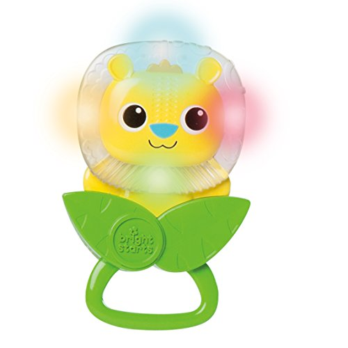 Bright Starts Lion Toy, Shake & Light