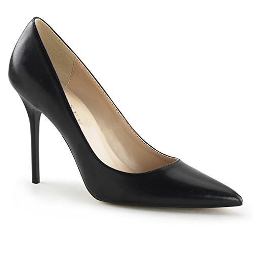 Damenpumps, Damen, Schwarz (schwarz) Schwarz (Schwarz)
