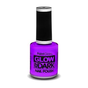 Paintglow - Esmalte de Uñas Glow in the Dark (Orange) - 1 unidad A261A05