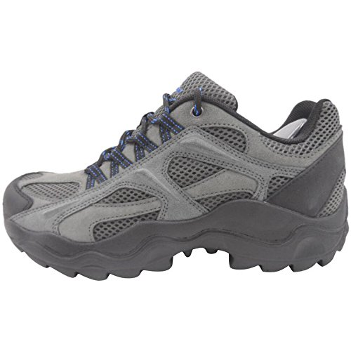 Ozark Trail Men's Hikers Sport Low Shoes, Charcoal (8 US / 26 MEX)