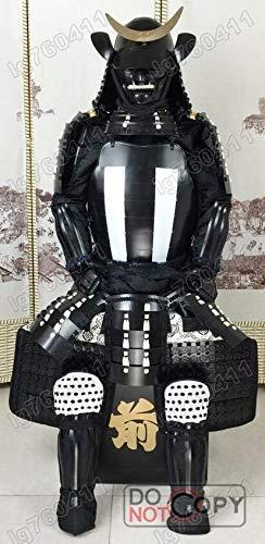Traje De Armadura Japonés Usable Rüstung Samurai Hierro Seda ...