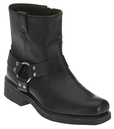 Harley-Davidson Men's El Paso Riding Boot,Black,13 W US