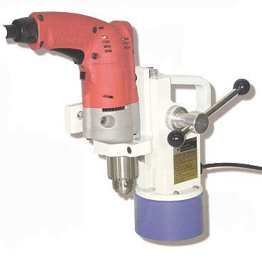 KANETEC MAGBORE PORTABLE MAGNETIC DRILL STAND, DRILL PRESS by KANETEC
