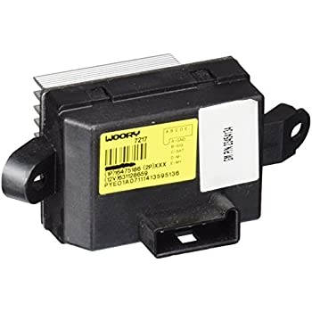 Amazon com: HVAC Blower Motor Resistor for 2004-2012