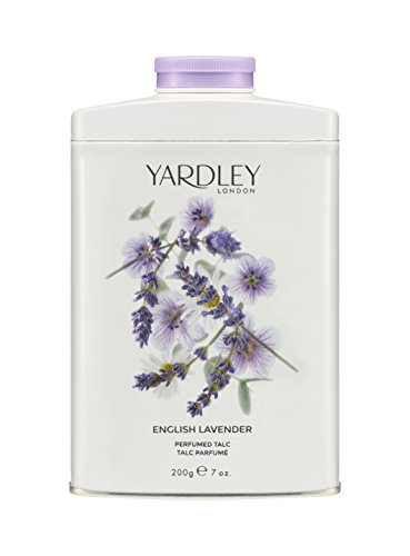 English Lavender by Yardley of London 7 oz perfumed talc