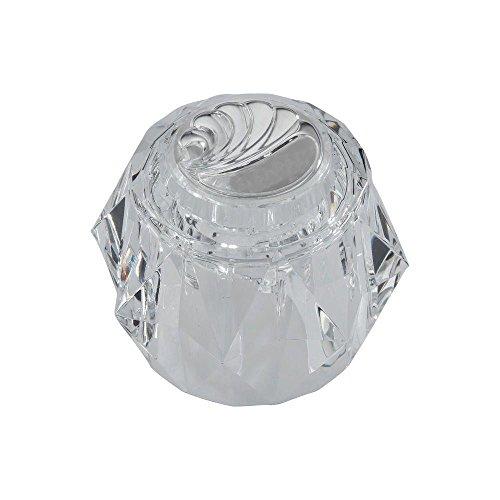 Knob Lav Faucet (Delta RP2389 Acrylic Knob For Single Handle Lav Faucet)