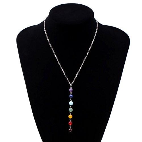 Pendant Necklace Healing Balancing Jewelry