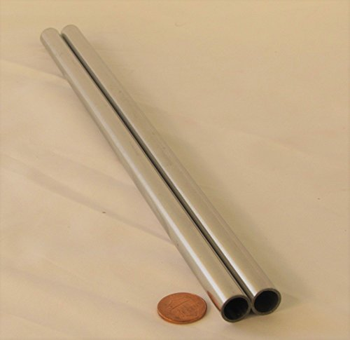 304 Stainless Steel Tubing, Length 12