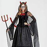 Jmkcoz Halloween Devil Costume Set Devil Horn