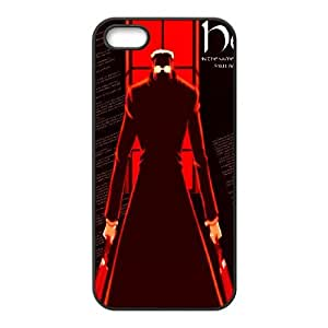 Hellsing iPhone 4 4s Cell Phone Case Black Gift xxy_9892395