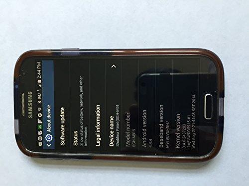 Samsung Galaxy S4 M919 16GB T-Mobile 4G LTE Smartphone - Black Mist
