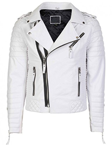 Find white leather jackets for men at ShopStyle. Shop the latest collection of white leather jackets for men from the most popular stores - all in one.