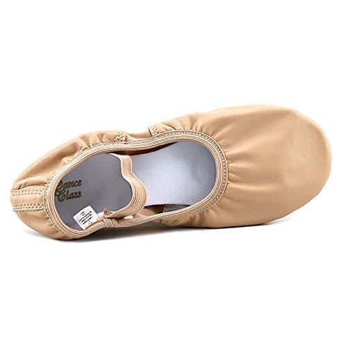 Dance Klass Trimfoot Företaget Läder Spandex Balett Kvinnor Us 11
