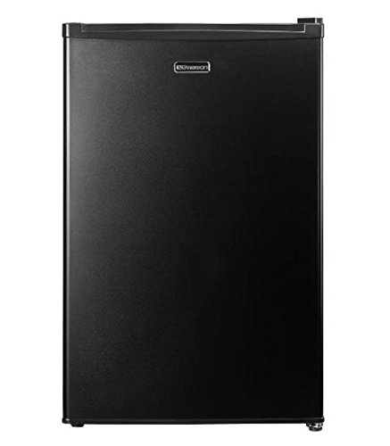 Emerson CR440BE 4.4 Cu. Ft. Compact Refrigerator with Energy Star, Black by Emerson Radio