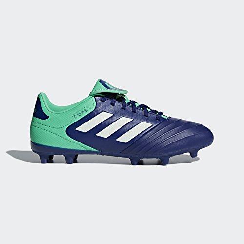 Pictures of adidas Men's Copa 18.3 Fg Soccer Shoe BB6358 White/Black 2