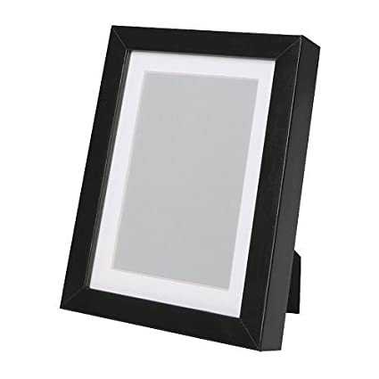 Amazon.com - Ikea RIBBA Frame, black - Picture Frame Sets