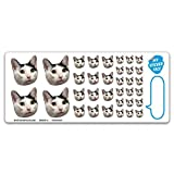 Custom Photo Stickers, Face Stickers, Stickers of Your Face, Elite Sampler Sheet - Pet Gift, Stocking Stuffer