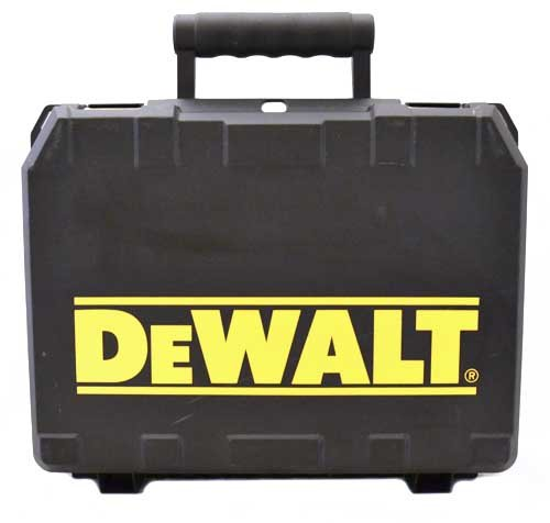 Dewalt DW920 7.2V Screwdriver Heavy Duty Plastic Tool Case (Case Only)