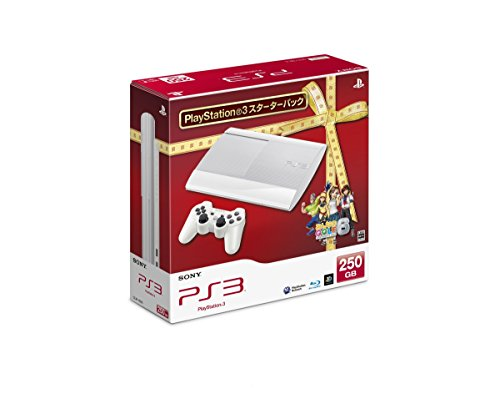 (Golf 6 bundling all PlayStation 3 250GB Starter Pack Classic White (CEJH-10023))