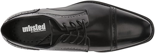 Non Elencato Da Kenneth Cole Mens Bryce Lace Up Oxford Black