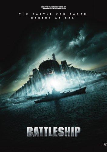 Battleship Movie Poster #01 24x36