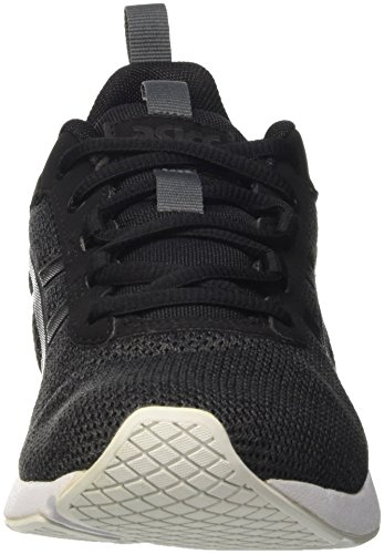 Black ASICS Shoes Black Mens Gel Runner Trainers Lyte Running an6qHFwza