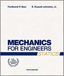 mechanics for engineers statics 5th edition beer pdf