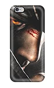 Cheap 3182008K696883018 ninja gaiden anime armor mask blood Anime Pop Culture Hard Plastic iPhone 6 Plus cases