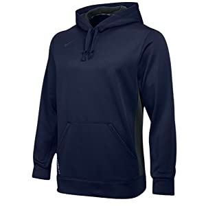NIKE KO Hoody - Navy - Medium
