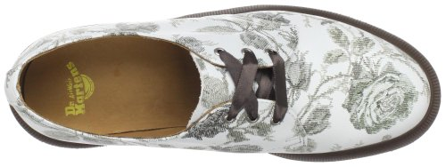 Tapestry Women's Up Martens Dr Grey 1461 Dot Lace Flock vx8xqw5C