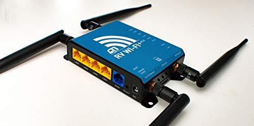 150 Foot WiFi Range-The RV WiFi Router