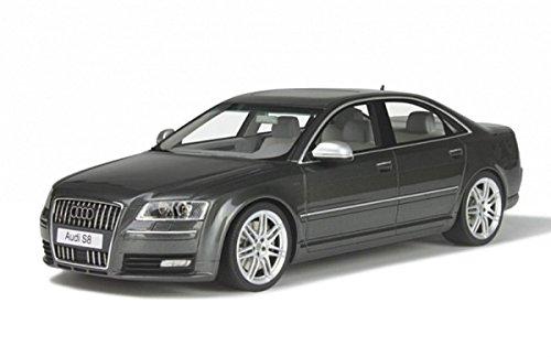 Audi S8, metallic-grey, 0, Model Car, Ready-made, Ottomobile