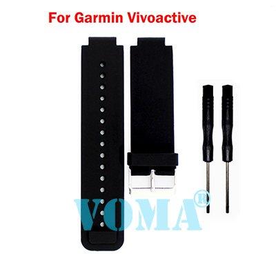 VOMA Garmin Vivoactive Band/Garmin Vivoactive Wristband/Garmin Vivoactive Replacement Band/Garmin Band/Garmin Wristband