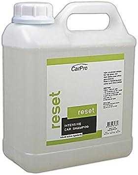 CarPro Reset – Intensivo coche champú – 5 litros – Mantenimiento ...