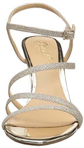 Glitter Gold Maddison Mischka JW2504 Badgley Womens wqXZIC