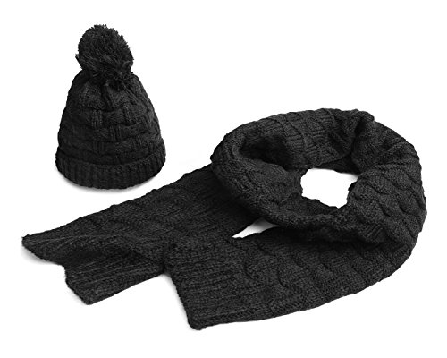 Lanzom Fashion Knitted Skullcaps Valentines