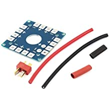 Water & Wood RC Quadcopter ESC Power Distribution Board for KK Tricopter Xcopter