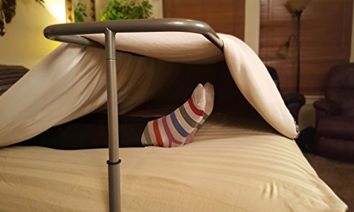 bed blanket lifter feet foot - 7