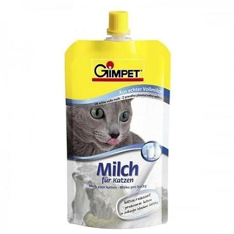 gimborn Gimpet Leche para gatos 200 ml, gato Fuga erli, gato Forro: Amazon.es: Productos para mascotas