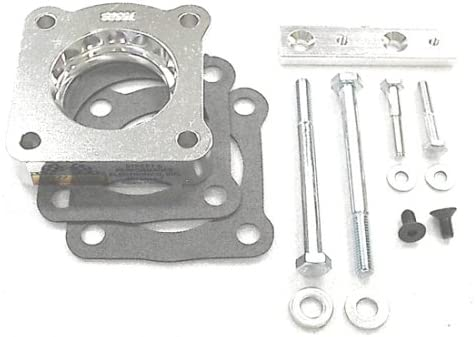 Street and Performance Electronics 93001 Helix Power Tower Plus Throttle Body Spacer 1994-1999 Mitsubishi Eclipse