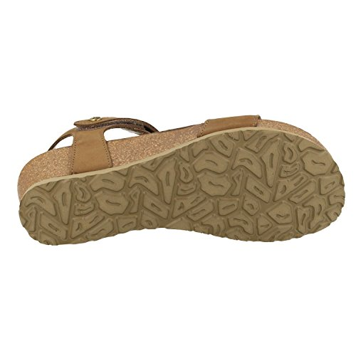 Panama Jack Capri Basics Sandalen B3 Vrouwen, Sandalen, Zomerschoenen Taupe