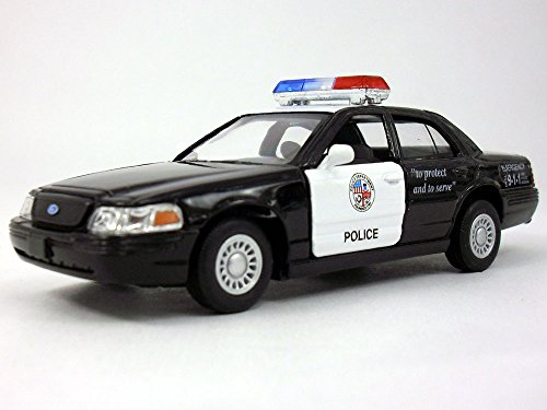Ford Crown Victoria Police Interceptor 1/42 Scale Diecast for sale  Delivered anywhere in USA