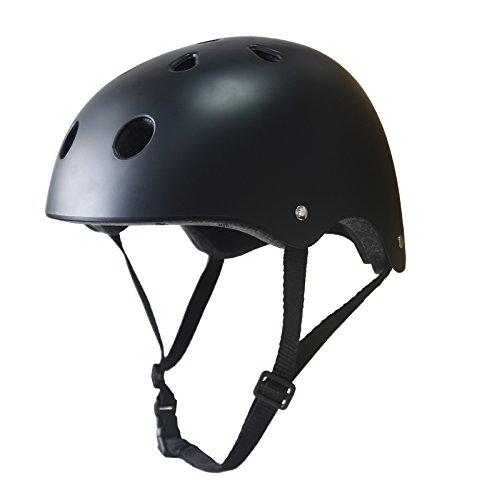 Find Discount Tourdarson Adult Skateboard Helmet Specialized Certified Protection Sport for Scooter ...