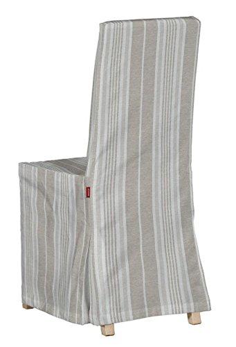 Dekoria IKEA Suelo Longitud Harry para sillas - Natural Lino ...