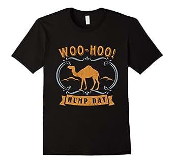 Men's Hump Day T-shirt 3XL Black