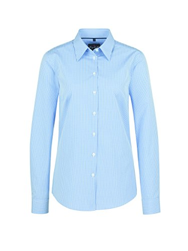 Camicia Hakro Camicia Classico Azzurro Donna Classico Donna Hakro Hakro Azzurro Camicia q6Y0YP