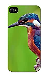 Quality Exultantor Case Cover With Animal Kingfisher Nice Appearance Compatible With Iphone 5/5s()